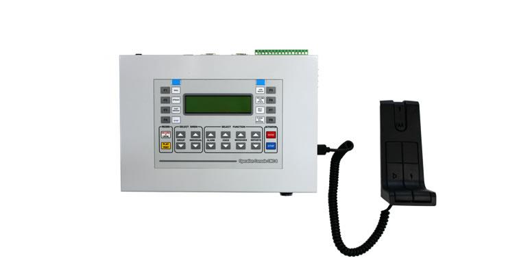 CMC-8 HMI console