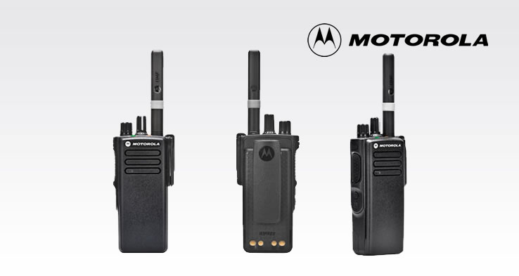 MOTOTRBO™ DP4400 - DP4401 | COMTEL Electronic Sirens and