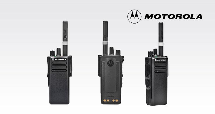 MOTOTRBO™ DP4400 DP4401