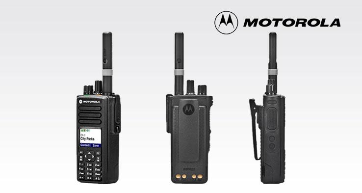 MOTOTRBO™ DP4800 DP4801 ATEX